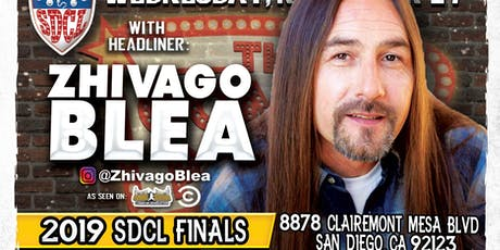 San Diego Comedy League - Finals tickets