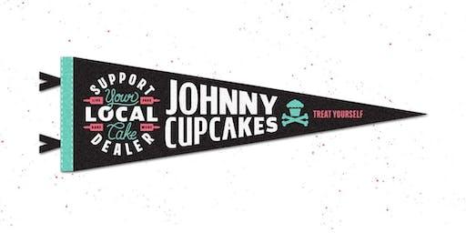 JOHNNY CUPCAKES x STINKWEEDS Pop Up Shop
