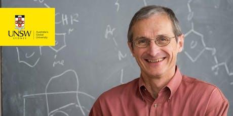 Howard Nobel Laureate Public Lecture with Professor Richard Schrock tickets