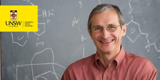 Howard Nobel Laureate Public Lecture with Professor Richard Schrock