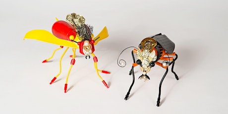 Recycled Art Workshops School Holiday Program at Kincumber Library tickets