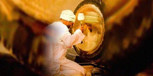 Full Moon Sound Healing with Ram Kirin