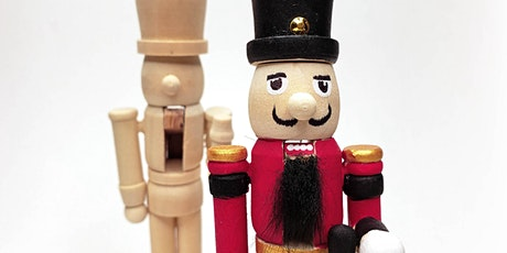 CRAFTING: DIY Decorative Holiday Nutcrackers tickets