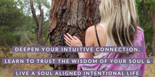 'Tune in' Intuitive Women's Circles