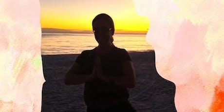 Full Moon Beach Yoga & Essential Oils tickets