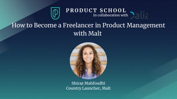 How to Become a Freelancer in Product Management with Malt