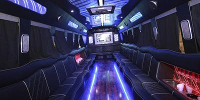 Dallas - Austin ROUND TRIP News Year's BUS PARTY + Rooftop vibes