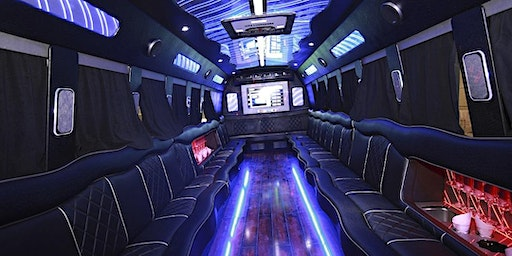 NEW YEAR'S EVE MADNESS ( BUS PARTY + ROOFTOP )  Austin-Dallas (Round Trip )