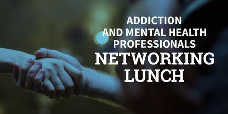 Northwest Indiana Addiction & Mental Health Professionals Networking Luncheon tickets