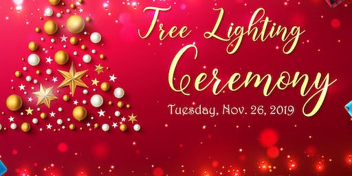 Mountain Grove & Citrus Plaza Tree Lighting Ceremony