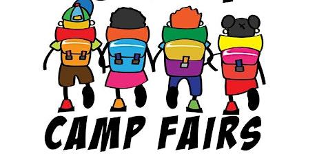 Tysons Corner Summer CAMP FAIR 2020 tickets