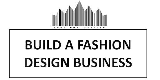 Build A Fashion Business (Seminar)