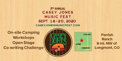 Casey Jones Music Fest 2020