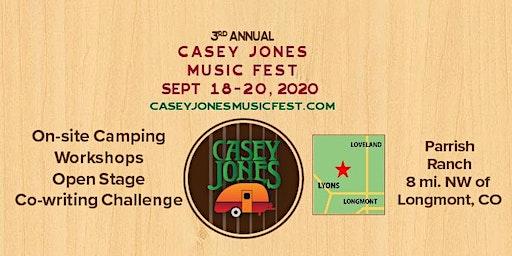 Casey Jones Music Fest 2020