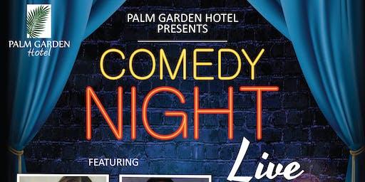 Newbury Park Comedy Night -- Thursday, November 21