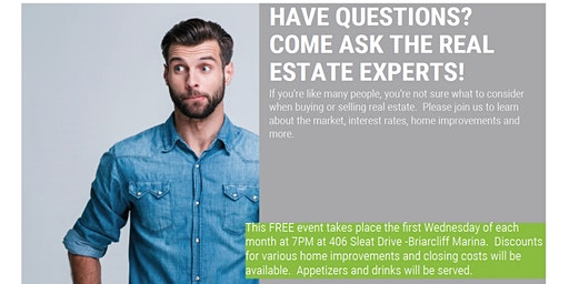 Ask The Real Estate Expert