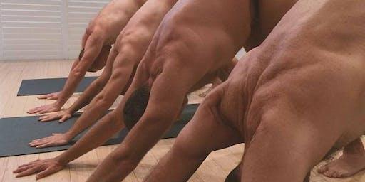 Naturalist Men's Naked Yoga