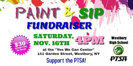 WHS PTSA Paint & Sip
