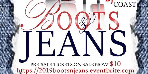 The Ultimate Boots & Jeans Party