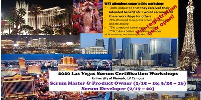 Scrum Developer Certification Workshop