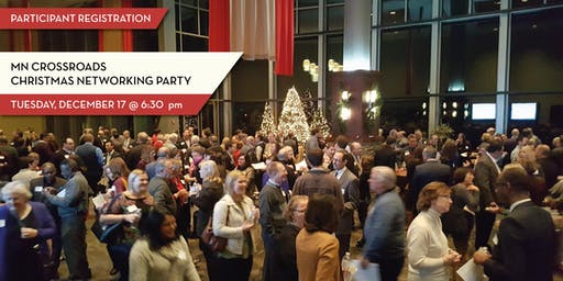 2019 Crossroads Christmas Networking Party - For Participants/Guests
