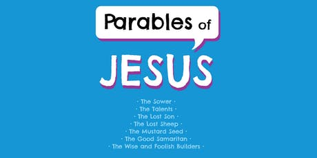Parables of JESUS tickets