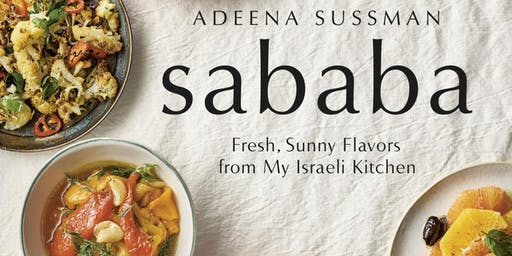 Cook the book! Sababa by Adeena Sussman