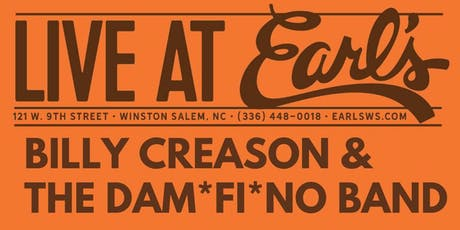 Night Before Thanksgiving with Billy Creason & the Dam*Fi*No Ban tickets