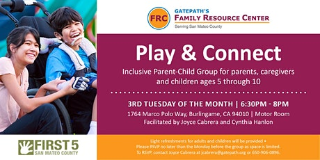 Play & Connect Group tickets