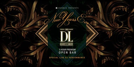 The DL New Years Eve 2020 Party tickets