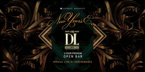 The DL New Years Eve 2020 Party
