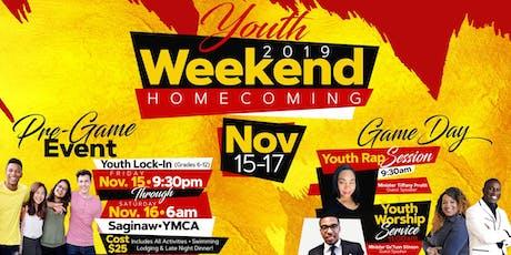 VBM Youth  Lock-In tickets