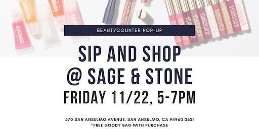 Beauty Counter Clean Beauty Sip & Shop Event
