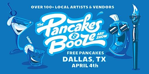 The Dallas Pancakes & Booze Art Show