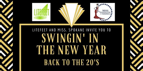 Swingin' In The New Year: Back To The 20's tickets
