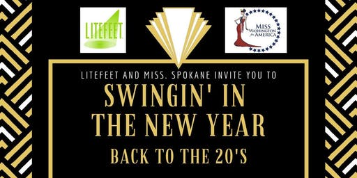Swingin' In The New Year: Back To The 20's