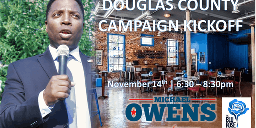 Michael Owens for Congress Douglas County Kickoff