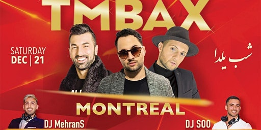 TM BAX LIVE IN MONTREAL