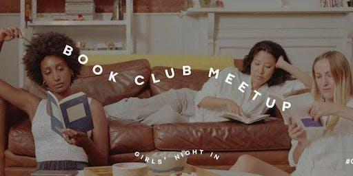 Girls' Night In San Francisco Book Club: My Friend Anna