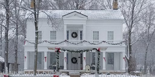 Grignon Mansion Christmas Tours December 7th Weekend 2019