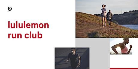 lululemon Austin run club tickets