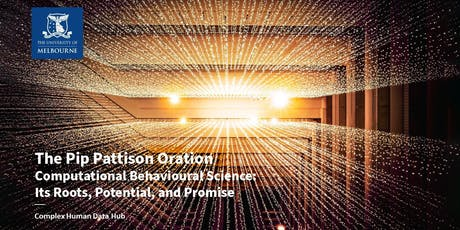 The Pip Pattison Oration tickets