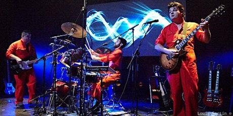 New World Men - Sound of RUSH - Le son de RUSH tickets