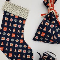 Christmas Stockings Sewing