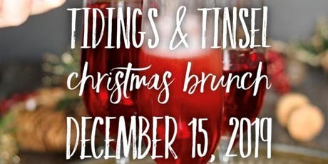Tidings & Tinsel Christmas Brunch tickets