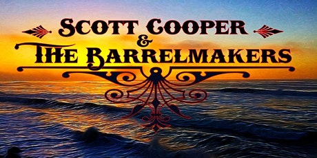 Scott Cooper & the Rosebud Band at the Siren! tickets