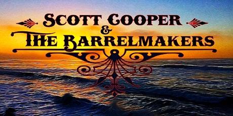 Scott Cooper & the Barrelmakers at the Siren! tickets
