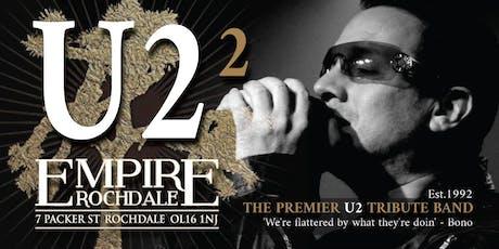 U2-2 The premier U2 tribute band tickets