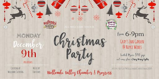 Wollombi Valley Community Christmas Party