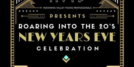 Roaring into the 20s NYE Celebration